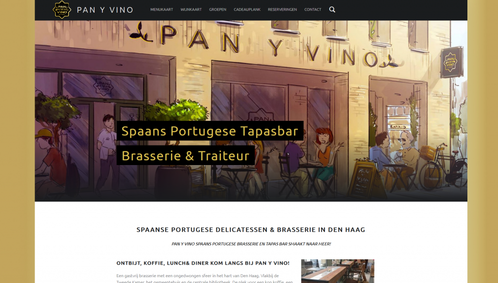 PanYVino-Screenshot-Website
